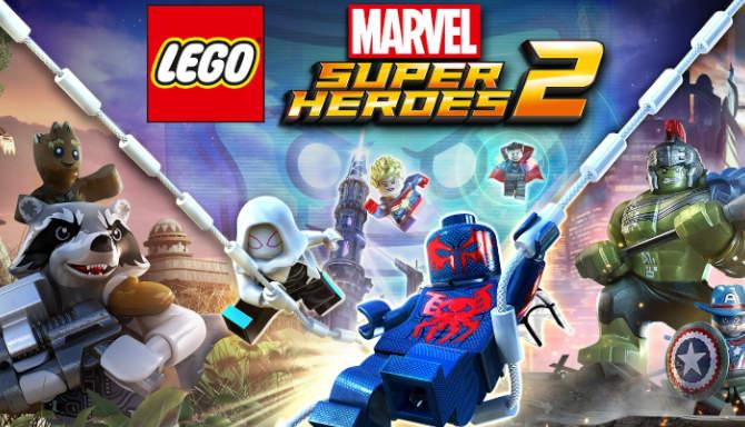 LEGO Marvel Super Heroes 2 free