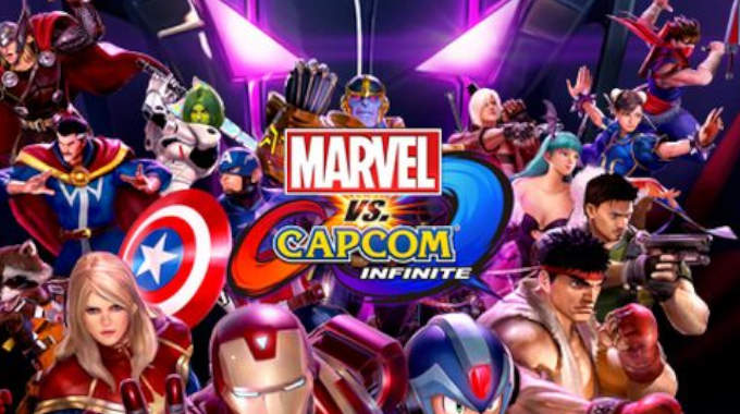Marvel vs. Capcom Infinite free