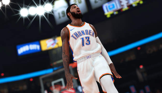 NBA 2K19 cracked