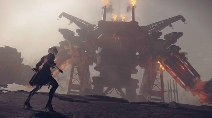 NieR Automata for free