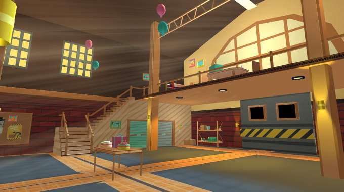 PAPERVILLE PANIC VR free download