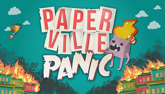 PAPERVILLE PANIC VR free