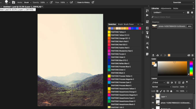 Photoshop CC 2019 for free