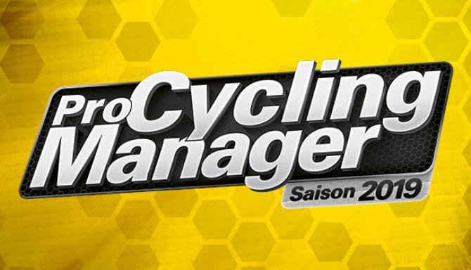 Pro Cycling Manager 2019 free cracked