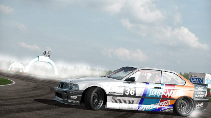 RDS The Official Drift Videogame for free