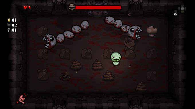 The Binding of Isaac Rebirth for free