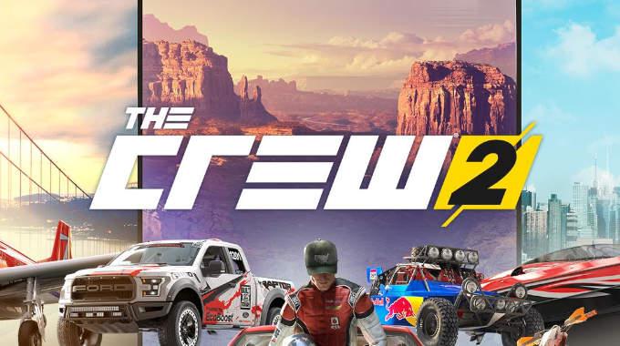 The Crew 2 free