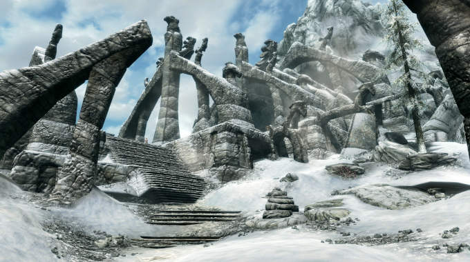 The Elder Scrolls V Skyrim Special Edition for free