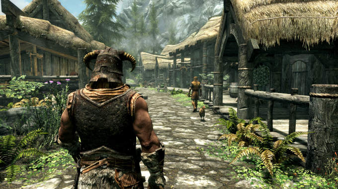 The Elder Scrolls V Skyrim Special Edition free download