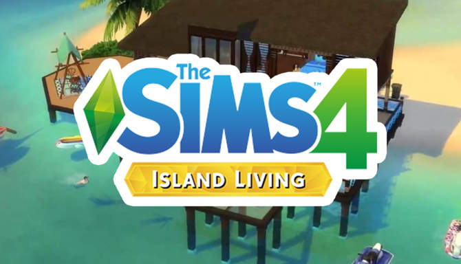 The Sims 4 Island Living free