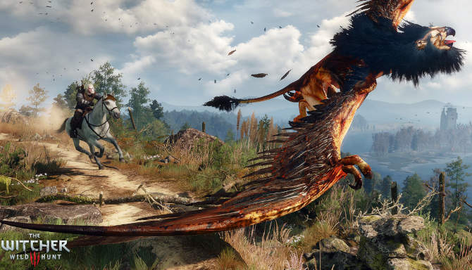 The Witcher 3 Wild Hunt for free