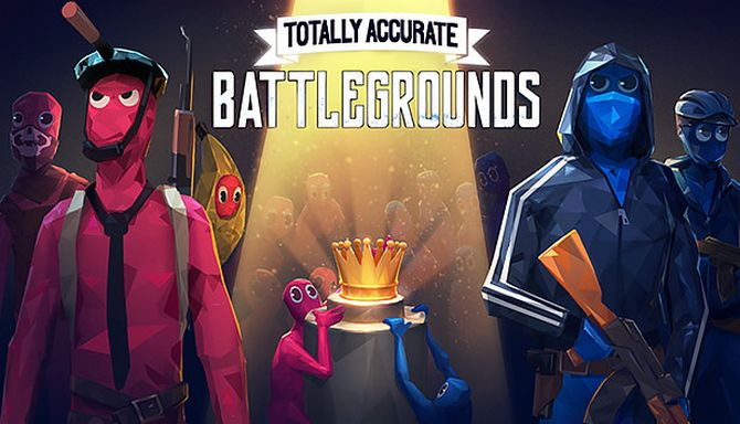 Totally Accurate Battlegrounds free cracked