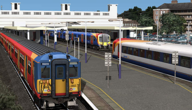Train Simulator 2019 free download