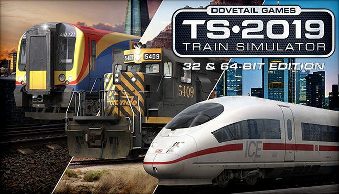 Train Simulator 2019 free