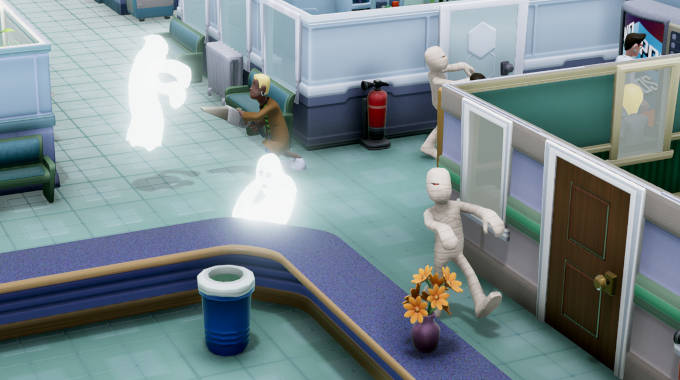 Two Point Hospital for free