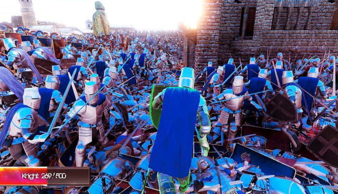 Ultimate Epic Battle Simulator for free