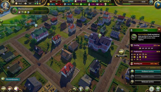 Urban Empire for free