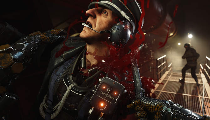 Wolfenstein II The New Colossus for free