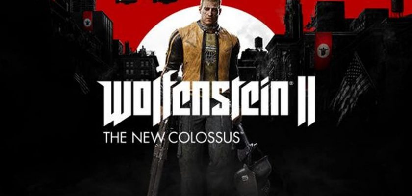 Wolfenstein II The New Colossus free