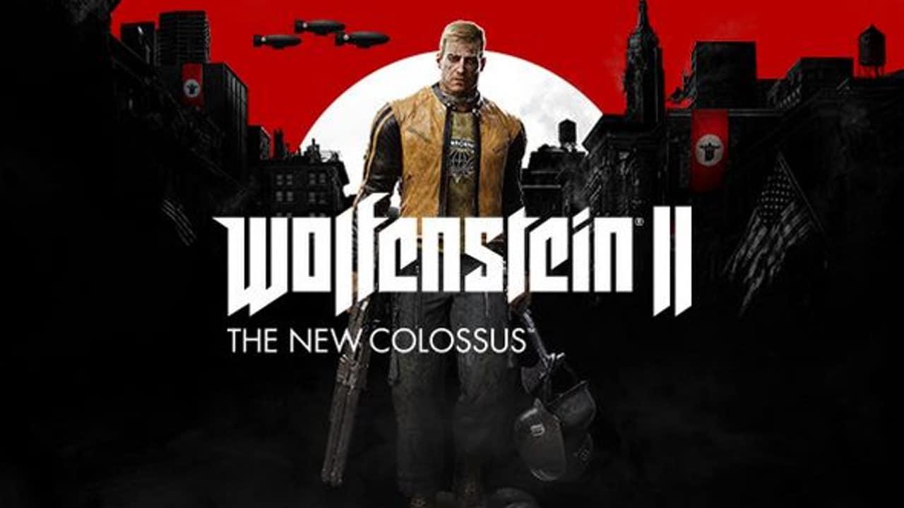 Wolfenstein Ii The New Colossus Free Download Getgamez Net