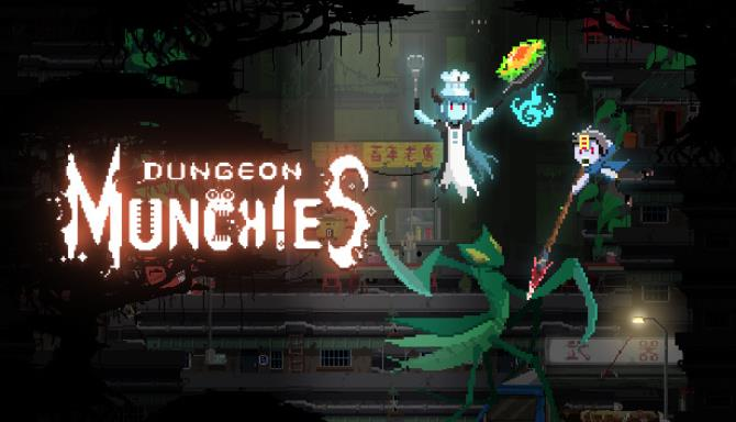 dungeon Munchies free