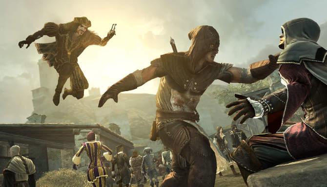 Assassin's Creed Brotherhood cracked