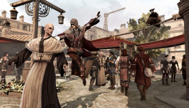 Assassin's Creed Brotherhood for free