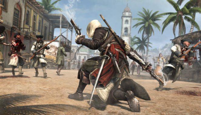 Assassin's Creed IV Black Flag cracked