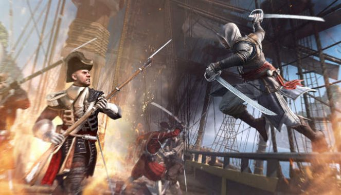 Assassin's Creed IV Black Flag for free
