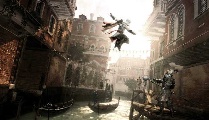 Assassins Creed 2 cracked