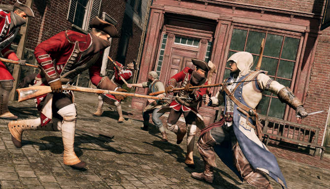 Assassins Creed III Remastered cracked