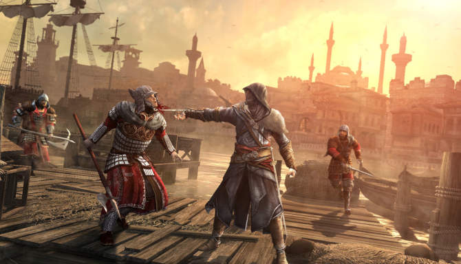 Assassins Creed Revelations cracked