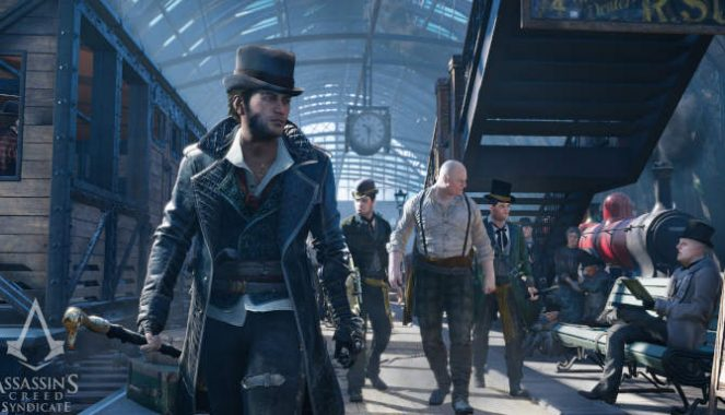 Assassins Creed Syndicate cracked