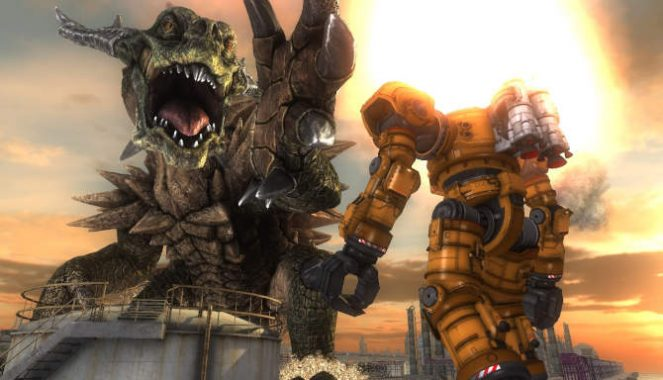 EARTH DEFENSE FORCE 5 for free