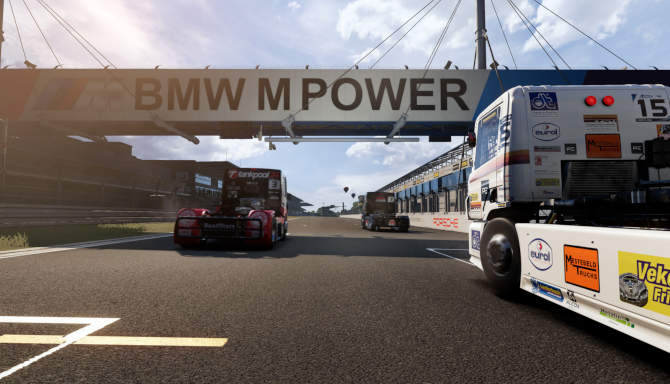 FIA European Truck Racing Championship for free