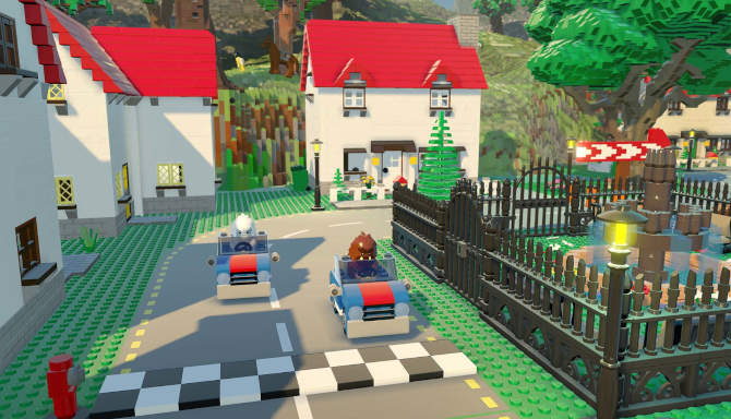LEGO Worlds cracked