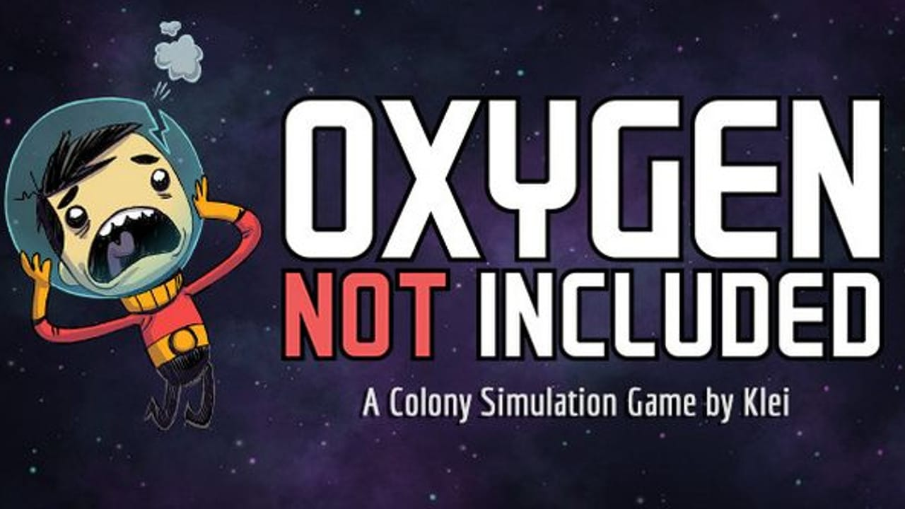 Oxygen Not Included free