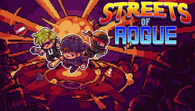 Streets of Rogue free