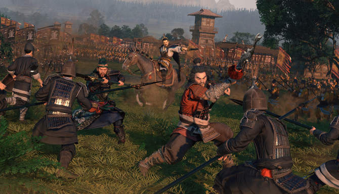 Total War THREE KINGDOMS cracked