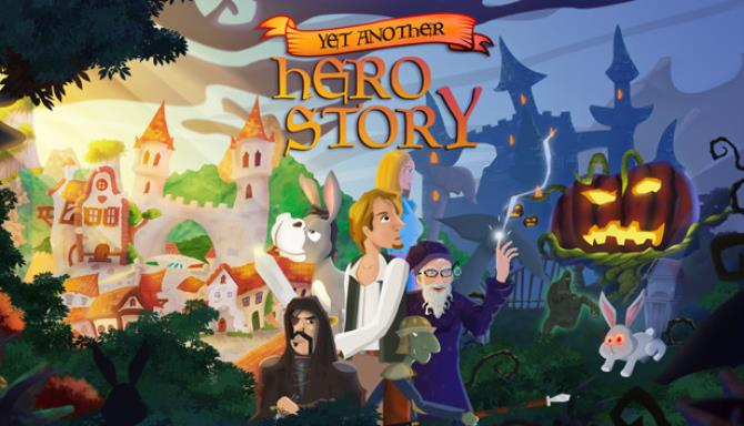 Yet Another Hero Story free
