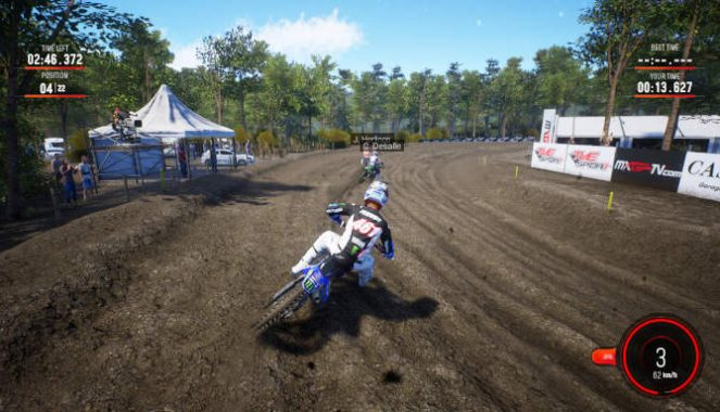 MXGP 2019 The Official Motocross Videogame cracked
