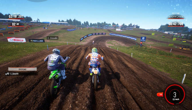 MXGP 2019 The Official Motocross Videogame for free
