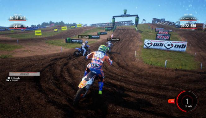 MXGP 2019 The Official Motocross Videogame free download