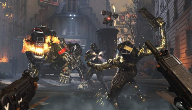 Wolfenstein Youngblood for free