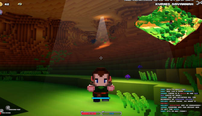 Cube World cracked
