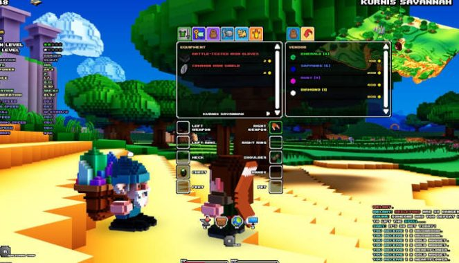 Cube World for free
