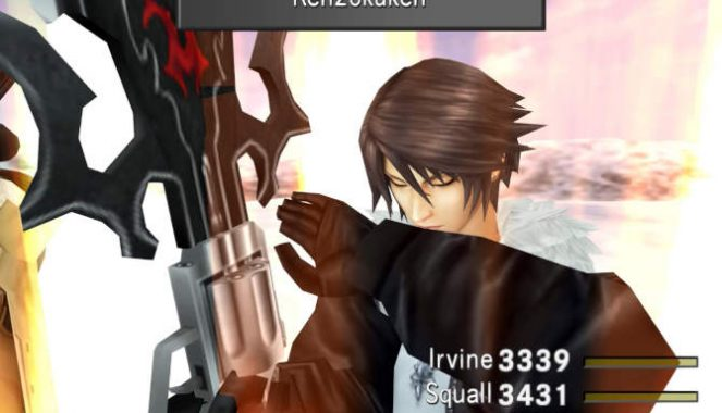 FINAL FANTASY VIII REMASTERED cracked