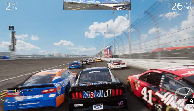 NASCAR Heat 4 for free