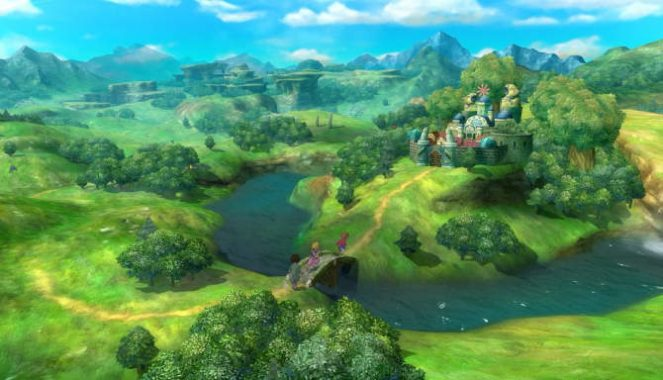 Ni no Kuni Wrath of the White Witch Remastered cracked