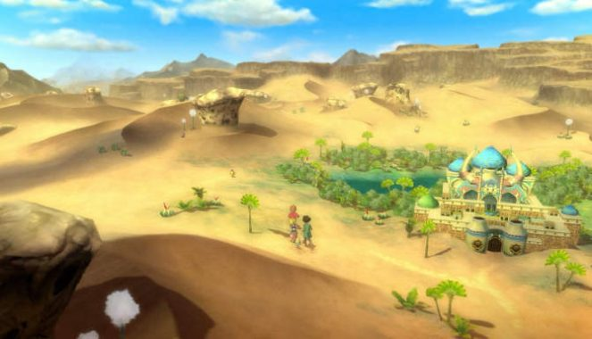 Ni no Kuni Wrath of the White Witch Remastered for free